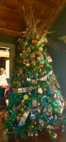 Client Tree in their Family Room