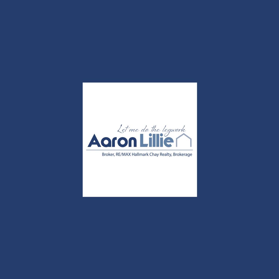 Aaron Lillie Logo Design