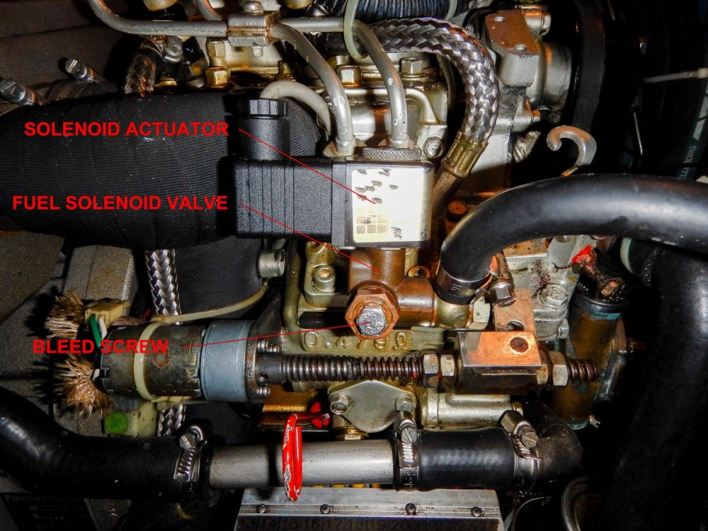 medium resolution of kubotum fuel shut off solenoid wiring diagram
