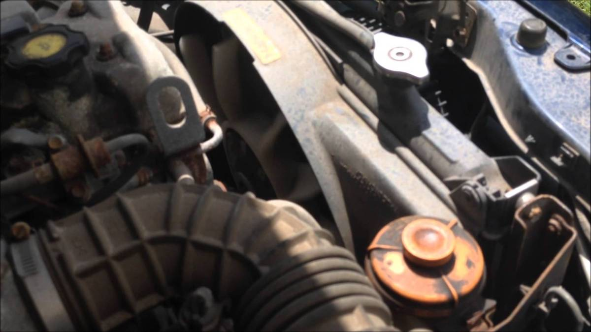 Chevy Tracker Running And Short Driving  U2013 The How To