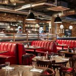 Hoxton Grill Restaurant In Shoreditch East London The Hoxton
