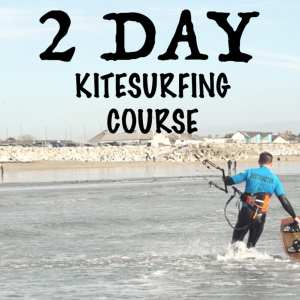 2 day kite surfing course