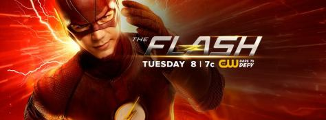 The Flash S2 Banner