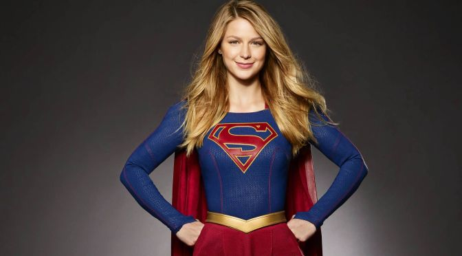 """""""Supergirl"""" Casts a Wonder Woman as its President!"""