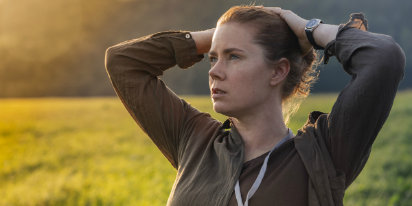 iReview :: ARRIVAL starring Amy Adams
