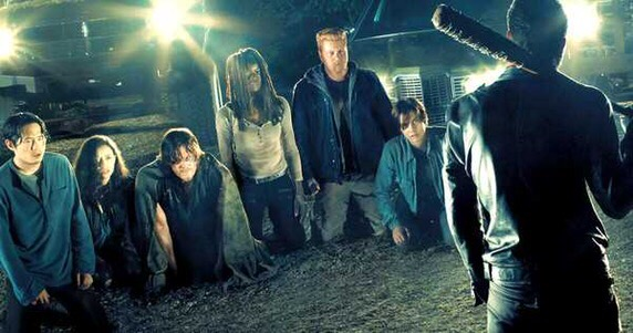 "Last NITE ON :: THE WALKING DEAD ""The Other Side"""