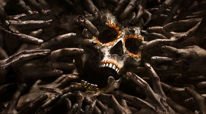 AMC's FEAR THE WALKING DEAD Enters into New Frontier