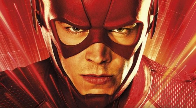 "iReview :: THE FLASH – ""The Flash Reborn"""
