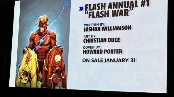 "The ""FLASH WAR"" is Coming! 