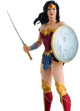 "Wonder Woman ""Rebirth"""