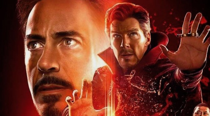 "Poster Art Reveals an ""Infinity"" of AVENGERS"