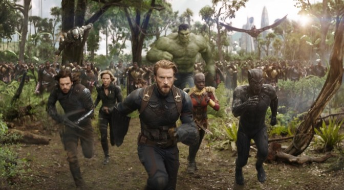 Trailer | Marvel's AVENGERS: Infinity War