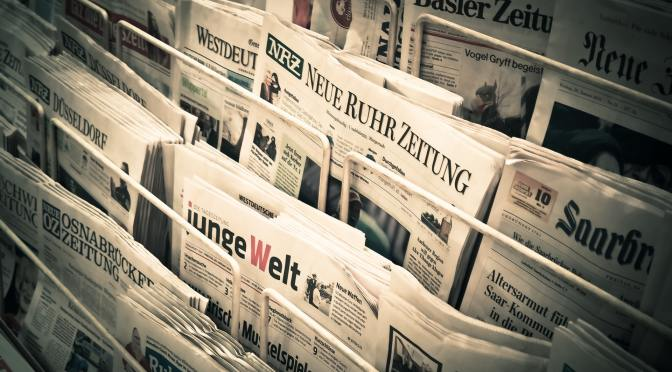 Why local US newspapers are sounding the alarm