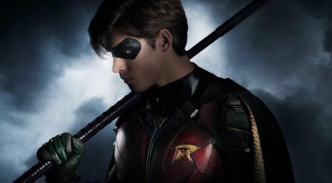 "iReview | DC Universe's TITANS S1:E8 ""Donna Troy"""