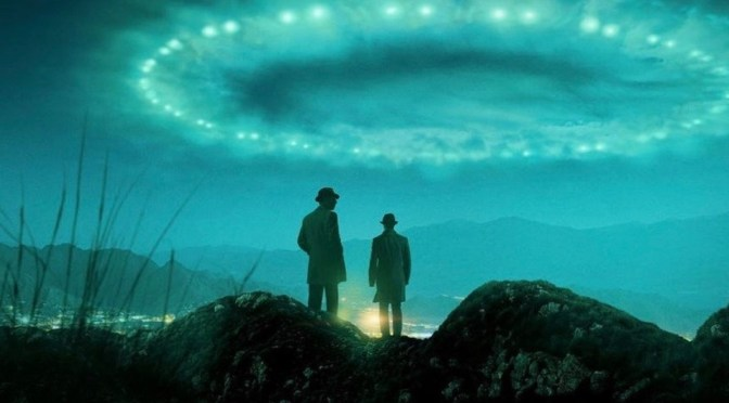 inPrimetime | PROJECT BLUE BOOK on History Channel