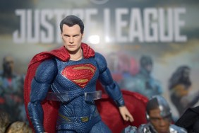 Henry Cavill's likeness is captured in this release of Medicom's Superman.