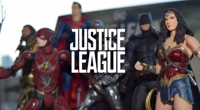 UnBoxing | JUSTICE LEAGUE Action Figures Assembled