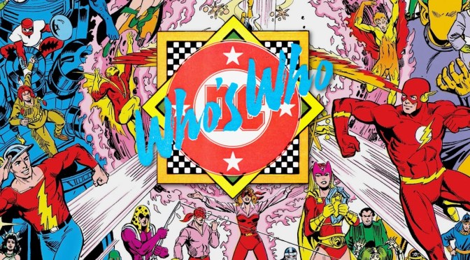 ICYMI | DC's WHO'S WHO Arrives on Digital
