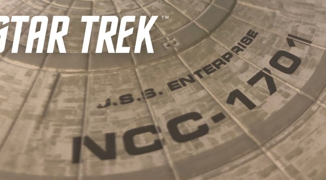 UnBoxing | USS ENTERPRISE (Star Trek: Discovery)
