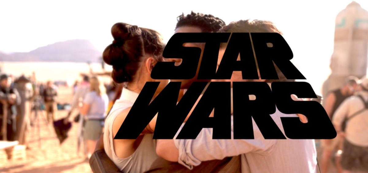 STAR WARS IX | JJ Abrams Wraps Filming