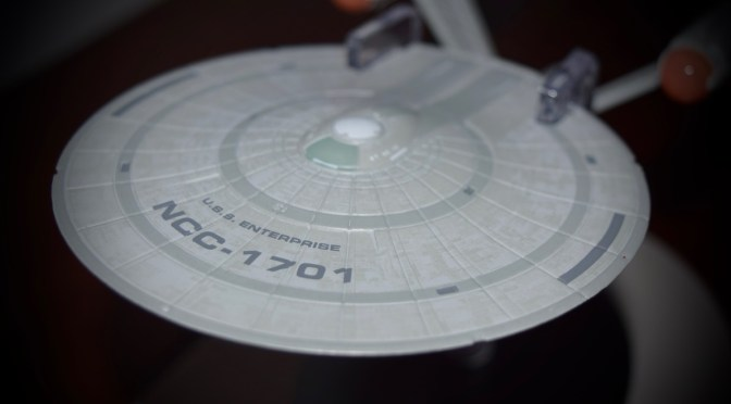 UnBoxing | Star Trek Discovery USS ENTERPRISE