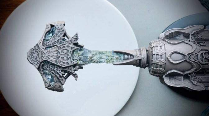 UnBoxing | Star Trek Discovery KLINGON SARCOPHAGUS SHIP
