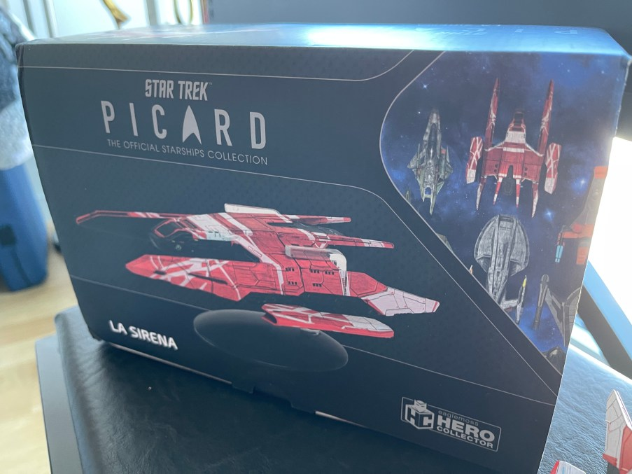 The Box Art features collectible packaging.
