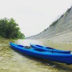 Kayak in the Huasteca Potosina