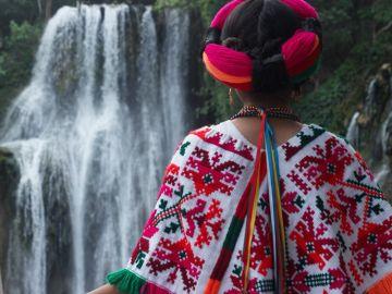 Huasteca Potosina Mujer