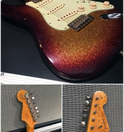 fender custom shop gold at namm 17 the hub fender custom shop strat wiring fender custom shop telecaster wiring [ 1771 x 2500 Pixel ]