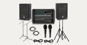 Buying Guide: How to Choose the Right PA System   The HUB