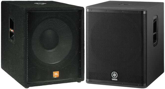 Using a Powered Subwoofer to Augment Your Existing PA