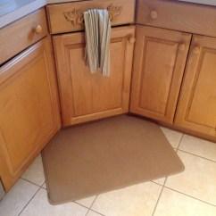 Corner Kitchen Rug Tall Trash Can Size Roselawnlutheran