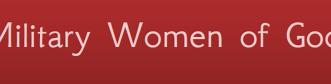 Military Women Of God A
