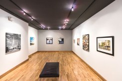 The Gallery features two floors of art plus the sculpture garden.