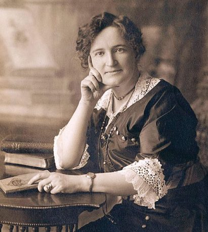"""The early Walker was also prominent in Manitoba history when Nellie McClung and the suffragists staged a """"mock parliament"""" in January"""
