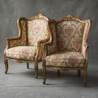 Antique Bergere Chairs | Antique Furniture