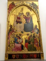 Accademia Cione Coronation Virgin