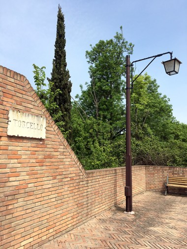 The island of Torcello in Italy