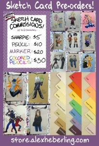Tumblr - AwesomeCon SC preorders