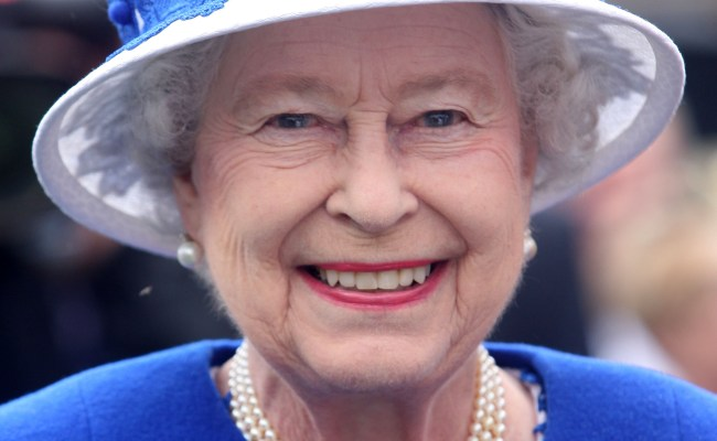 Queen Elizabeth Ii The Huffman Post
