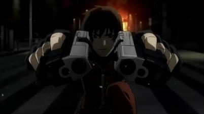 Defense agent engaging Manami-Tokyo ESP Episode 1