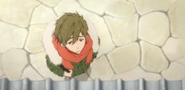 Makoto disappointed-Free! Eternal Summer Episode 1
