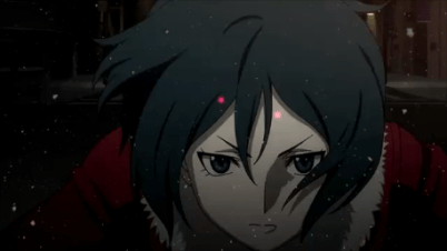 Manami about to fight-Tokyo ESP Episode 1