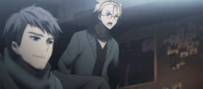 Art speaking with the Freemum group Part 2-Re Hamatora Episode 5