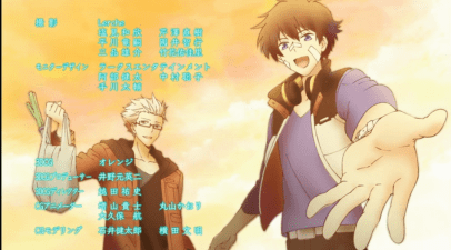 Re Hamatora ED Part 2