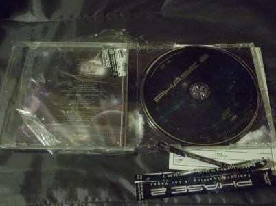 Phase 2 by Fear, and Loathing in Las Vegas CD-actual CD