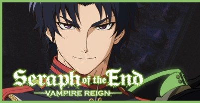 Guren in the Seraph of the End anime series