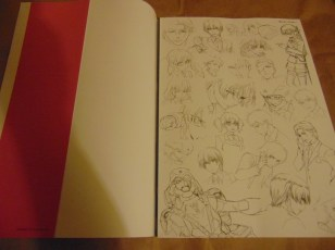 Valvrave the Liberator Official Fan Book photo 19 [The Huge Anime Fan]
