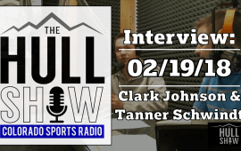 Interview | 02/19/18 | Clark and Tanner In Studio Recap CO State Wrestling Tourney